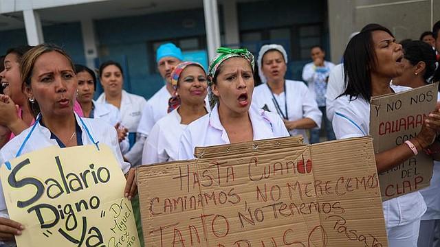 Venezuela: Registraron promedio de 30 protestas diarias en primer semestre  del año El Tiempo Latino | Noticias de Washington DC