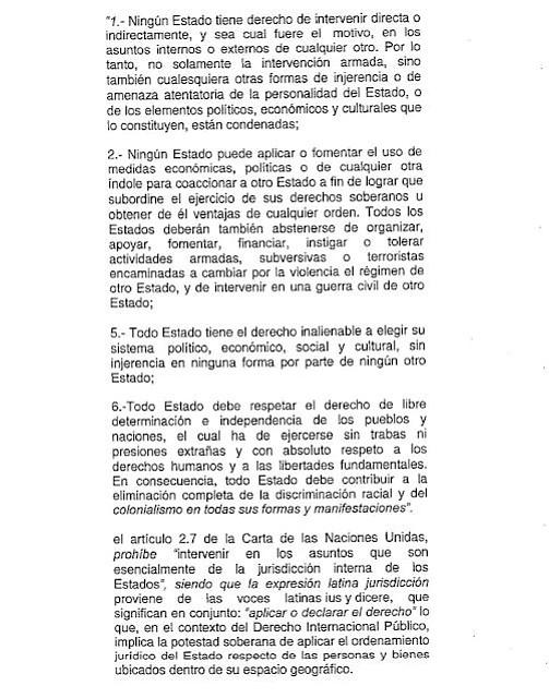 VENEZUELA. Documento Maibort Petit 4