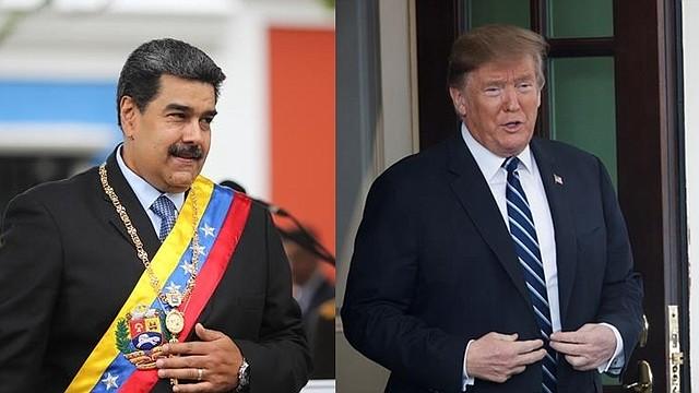 OPINIÓN | ¿Que tiene Trump contra Nicolás Maduro? El Tiempo Latino ...