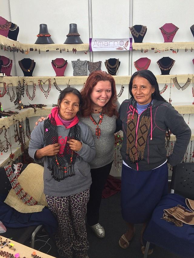 FAMILIA. La empresaria de origen peruano logra un balance entre la familia y el negocio.