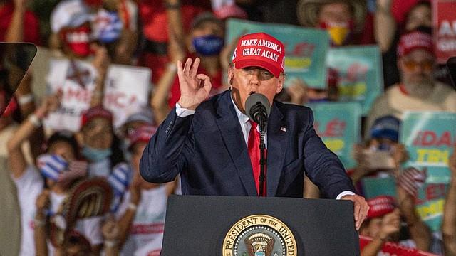 Trump sugiere que despedirá a Anthony Fauci después de las elecciones El  Tiempo Latino | Noticias de Washington DC